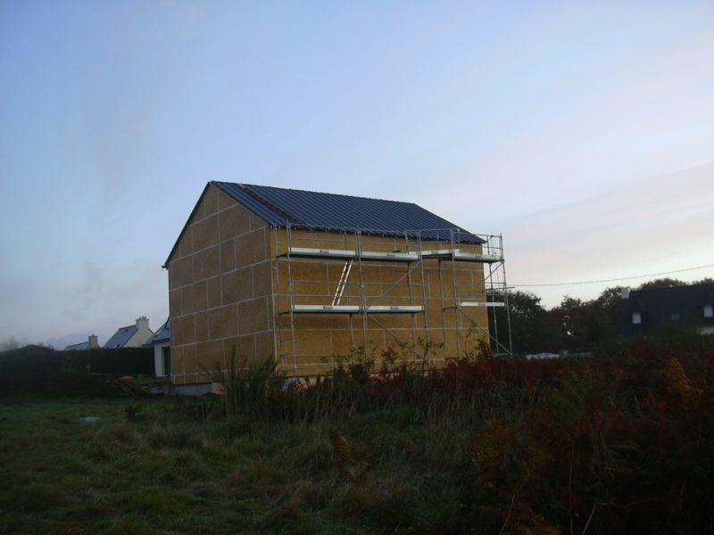 Construction d une maison passive en bretagne - Gros oeuvre d une maison ...