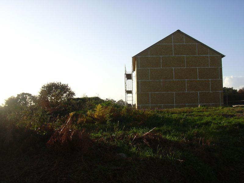 construction d une maison passive en bretagne. Black Bedroom Furniture Sets. Home Design Ideas